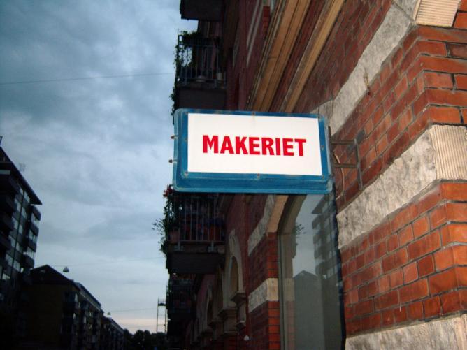 makeriet